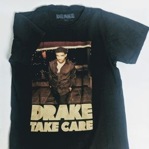 Drake Take Care Album Hip Hop tshirt
